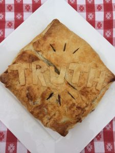 I Can Never Tell a Lie Cherry Pie